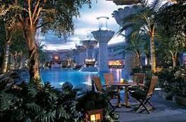 Sunflower tours china for Grand hyatt beijing swimming pool